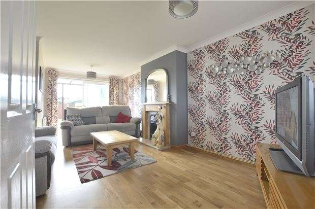 3 Bedrooms End Of Terrace House for sale in Northway, TEWKESBURY, Gloucestershire, GL20 8QR