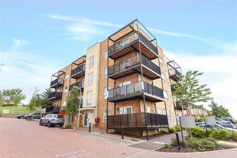 2 Bedrooms Apartment Flat for sale in Red Kite House, 96 Deveron Drive, Reading, Berkshire, RG30