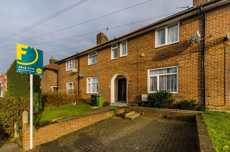 2 Bedrooms Terraced House for sale in Keedonwood Road, Bromley, BR1