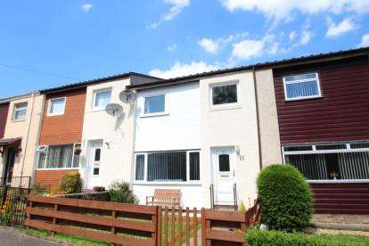 3 Bedrooms Terraced House for sale in Iona Walk, Gourock
