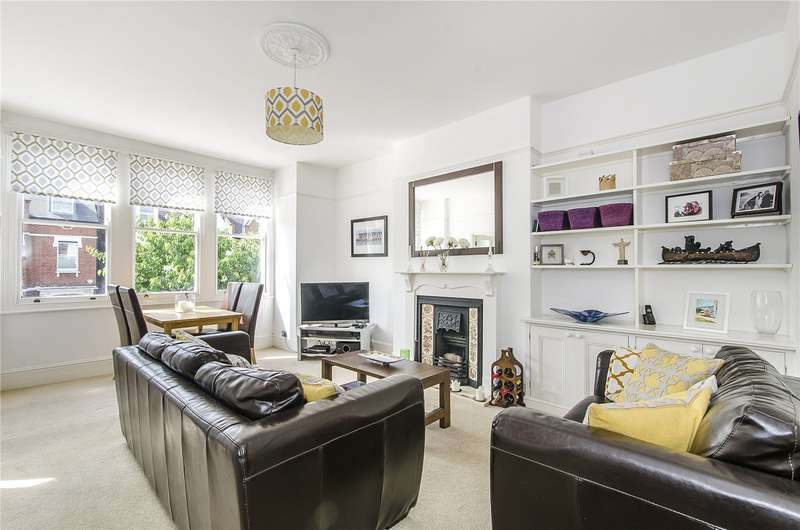 2 Bedrooms Flat for sale in Ritherdon Road, London, SW17