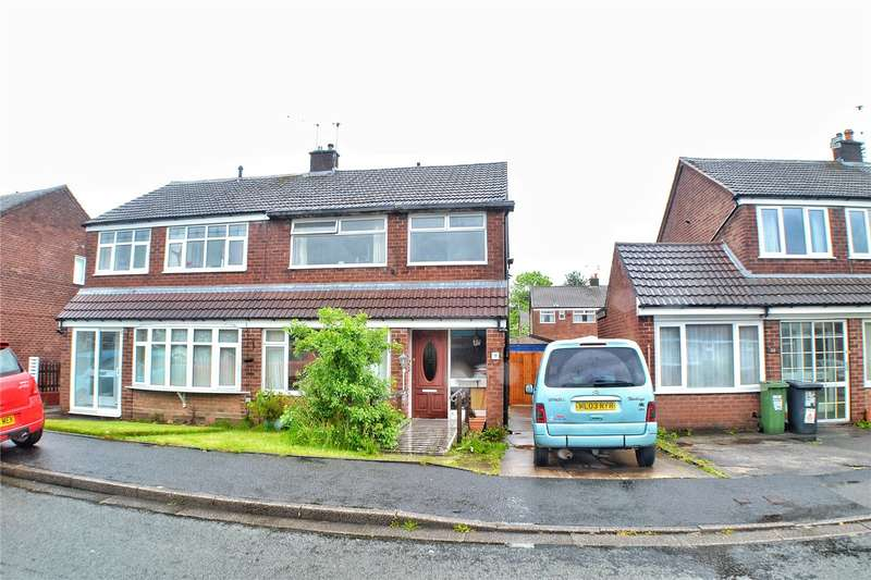 3 Bedrooms Semi Detached House for sale in Guildford Drive, Ashton-under-Lyne, Greater Manchester, OL6