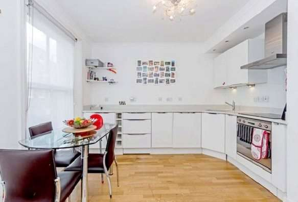 1 Bedroom Flat for sale in Cleveland Street, Fitzrovia, London, W1T