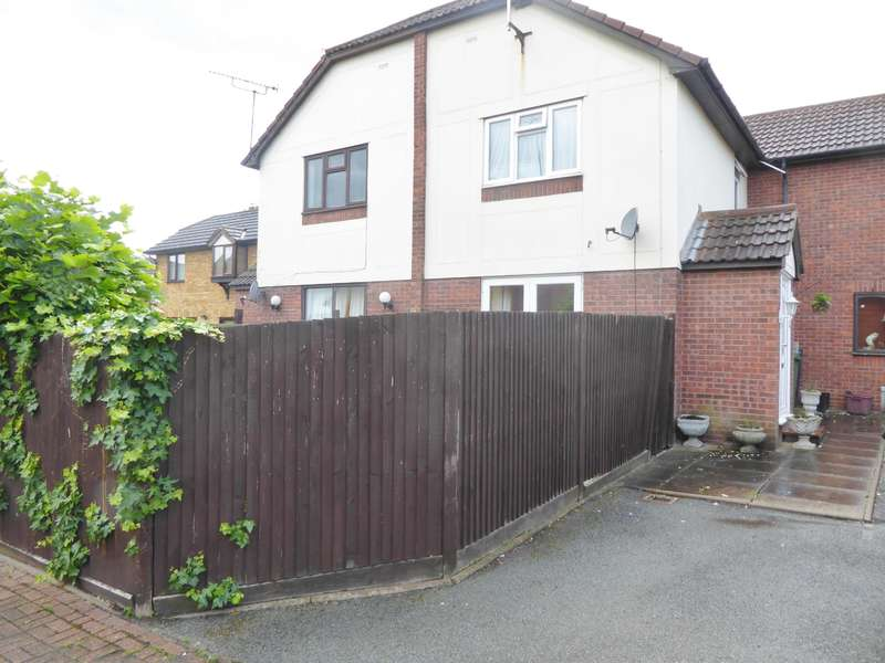 1 Bedroom Terraced House for sale in Drummond Close , Erith, Kent, DA8 3QS