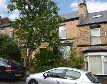 3 Bedrooms Terraced House for sale in Mona Road, Sheffield, South Yorkshire