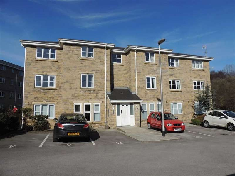 2 Bedrooms Flat for sale in Border Mill Fold, Mossley, Ashton-under-lyne