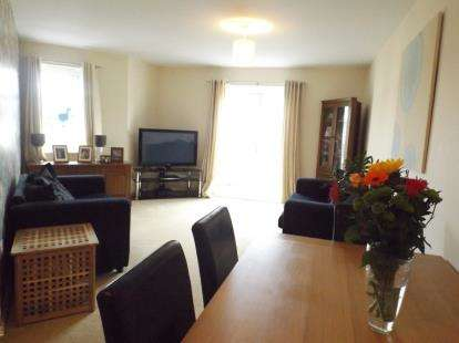 2 Bedrooms Flat for sale in Aston House, Horse Chestnut Close, Chesterfield, Derbyshire