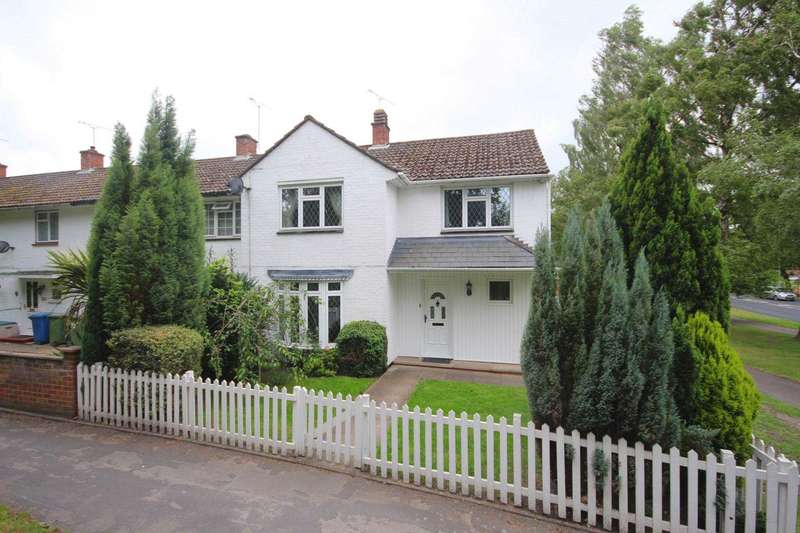 4 Bedrooms End Of Terrace House for sale in Longwater Road, Bracknell