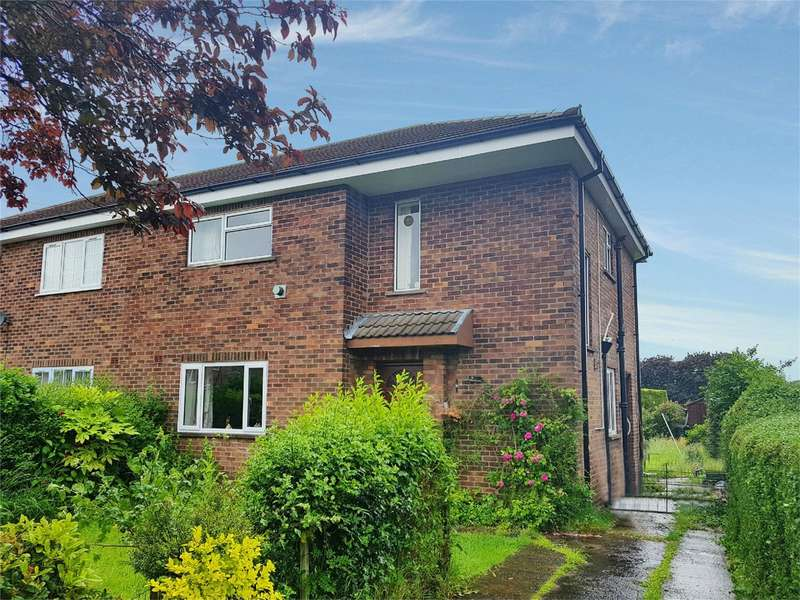3 Bedrooms Semi Detached House for sale in Bevin Avenue, Mee Brow, Warrington, Lancashire