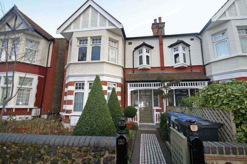 Property for sale in Palmers Green/Southgate Borders