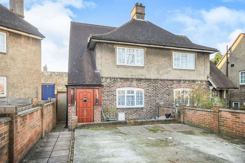 3 Bedrooms Semi Detached House for sale in Gibbs Close, London, SE19