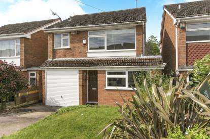 3 Bedrooms Detached House for sale in Copperbeech Close, Harborne, West Midlands, Birmingham
