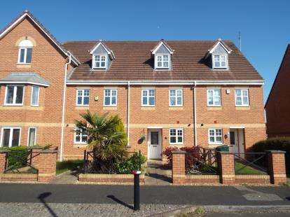 3 Bedrooms Terraced House for sale in Alverley Road, Daimler Green, Coventry