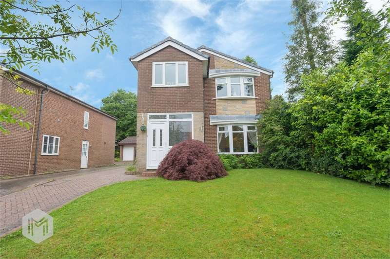 4 Bedrooms Detached House for sale in Montrose Drive, Bromley Cross, Bolton, Lancashire