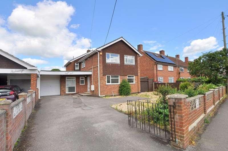 5 Bedrooms Detached House for sale in West Moors - 1 BEDROOM ANNEXE
