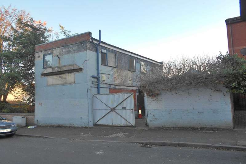 Commercial Property for sale in Harrington Street, Derby