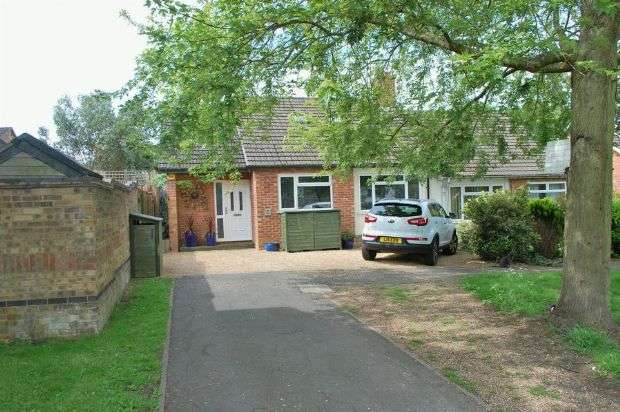 4 Bedrooms Semi Detached House for sale in Oakleigh Drive, Duston, Northampton NN5 6RP