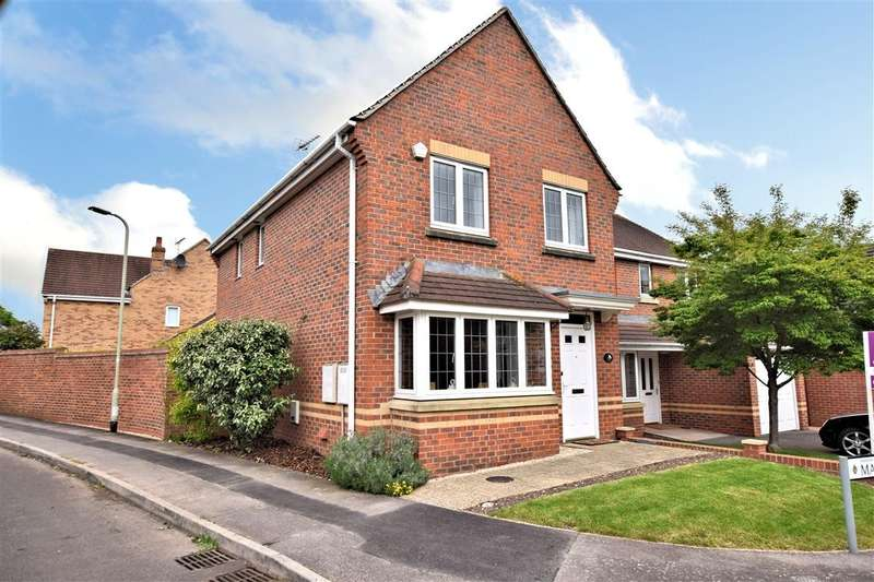 3 Bedrooms Detached House for sale in Deardon Way, Shinfield, Reading, RG2