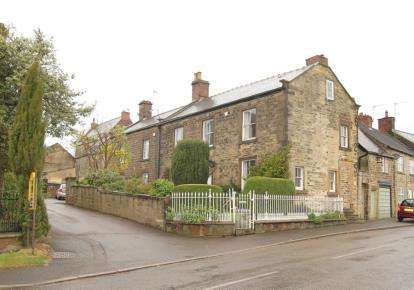 2 Bedrooms Cottage House for sale in Main Road, Ridgeway, Sheffield, Derbyshire