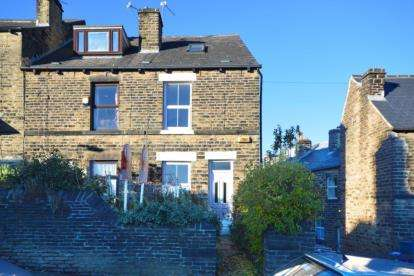 3 Bedrooms End Of Terrace House for sale in Slinn Street, Sheffield, South Yorkshire
