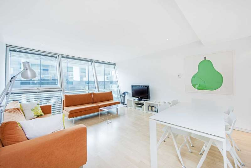 1 Bedroom Apartment Flat for sale in Albion Riverside, 8 Hester Road, London, SW11