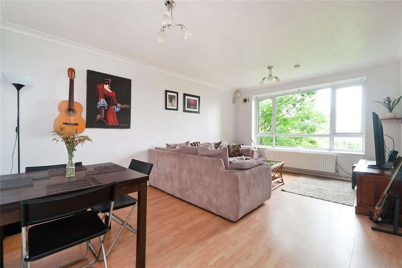 2 Bedrooms Apartment Flat for sale in Hazel Bank, South Norwood Hill, London