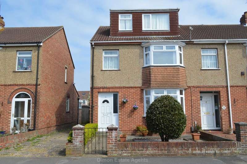 4 Bedrooms Semi Detached House for sale in Worthing Avenue, Elson