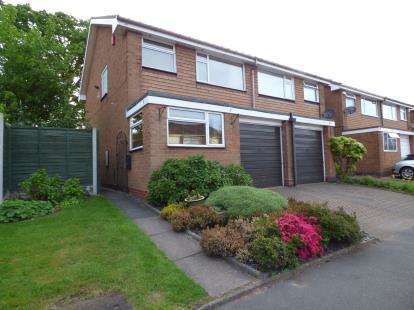 3 Bedrooms Semi Detached House for sale in Green Acres, Acocks Green, West Midlands, Birmingham