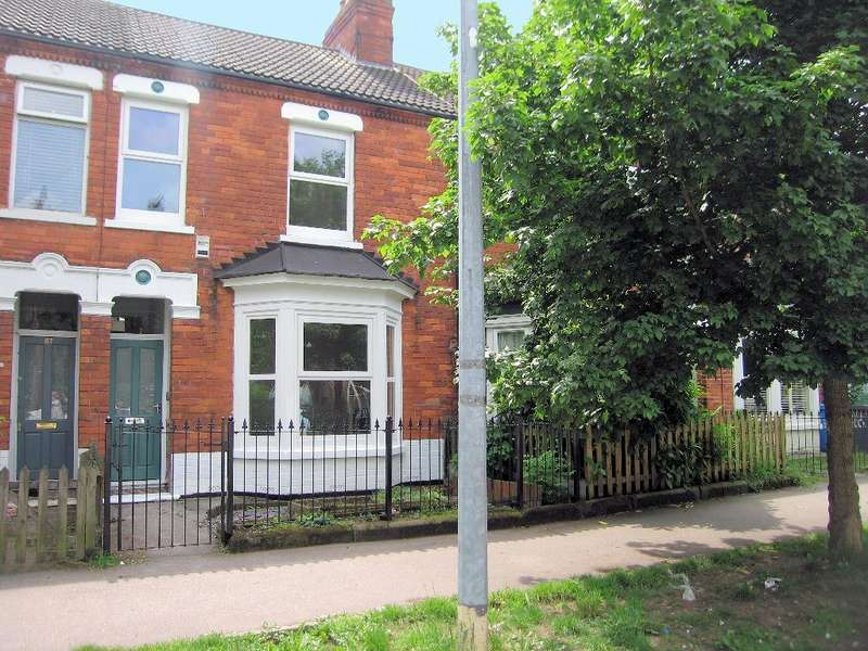 3 Bedrooms House for sale in Ella Street, HULL, HU5 3AJ