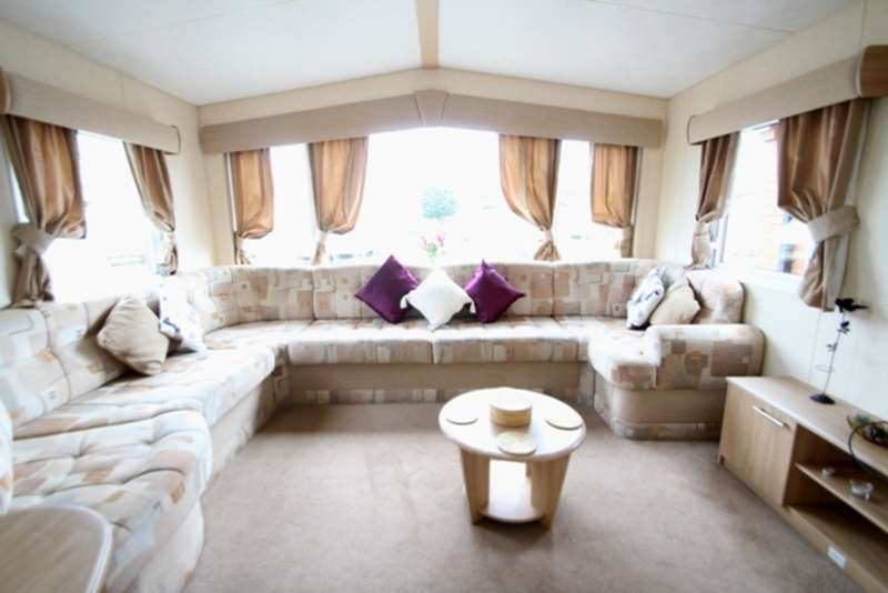 2 Bedrooms Mobile Home for sale in Valley Farm Holiday Park, Valley Road