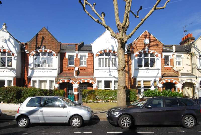 3 Bedrooms Flat for sale in Niton Street, Bishop's Park, SW6