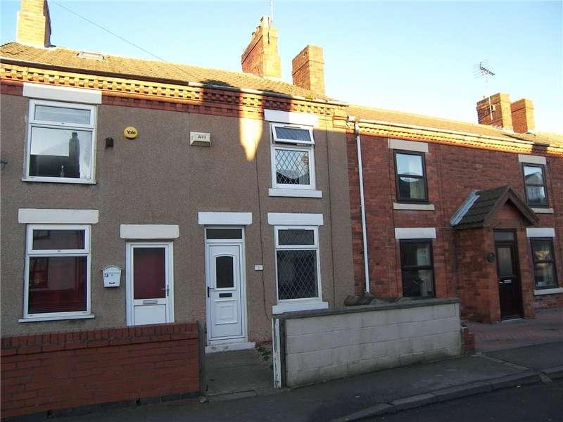 2 Bedrooms Terraced House for sale in Addison Street, Tibshelf, Alfreton, Derbyshire, DE55