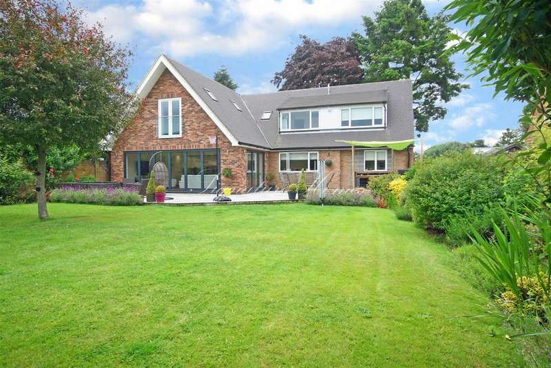 5 Bedrooms Detached House for sale in Gypsy Lane, Great Amwell