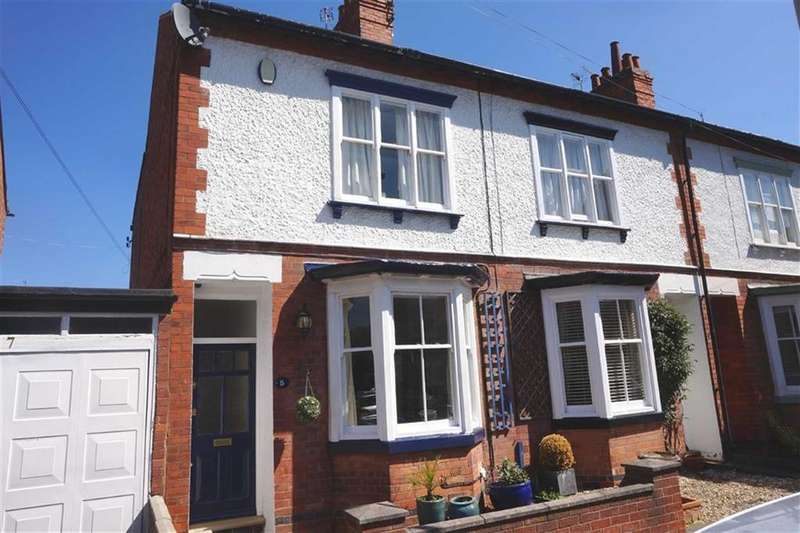 4 Bedrooms End Of Terrace House for sale in Sidney Road, South Knighton, Leicester