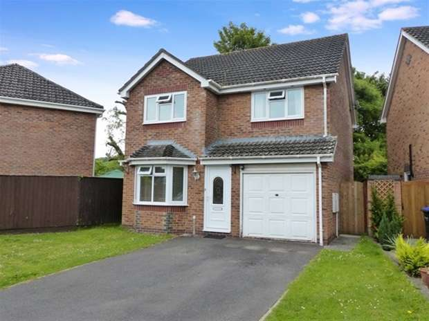 4 Bedrooms Detached House for sale in Bramley Close, Warminster