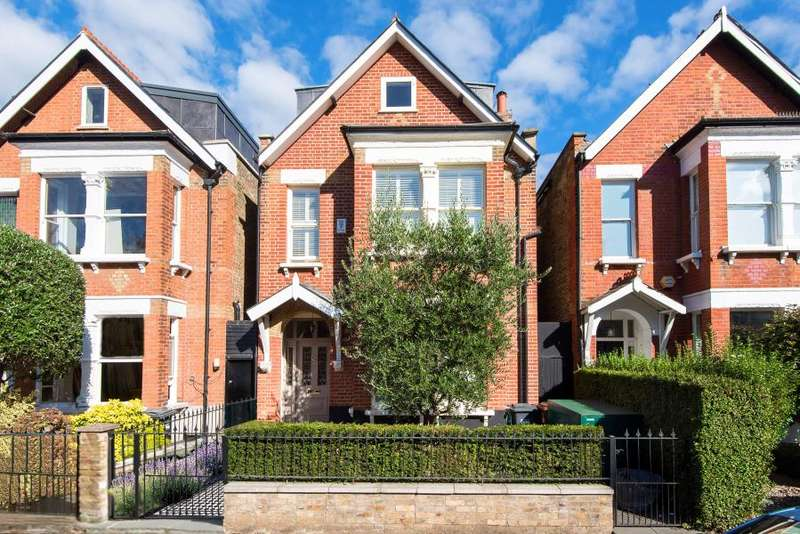 5 Bedrooms Detached House for sale in St Mary's Grove, Chiswick W4