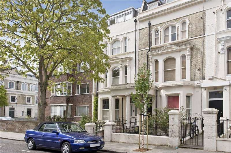 4 Bedrooms House for sale in St. Lukes Road, Notting Hill W11