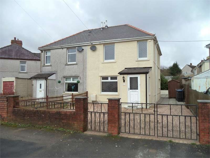 3 Bedrooms Semi Detached House for sale in Pen-Y-Dre, EBBW VALE, NP23