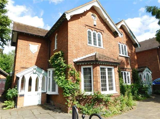 4 Bedrooms Detached House for sale in Ewell Road, Surbiton