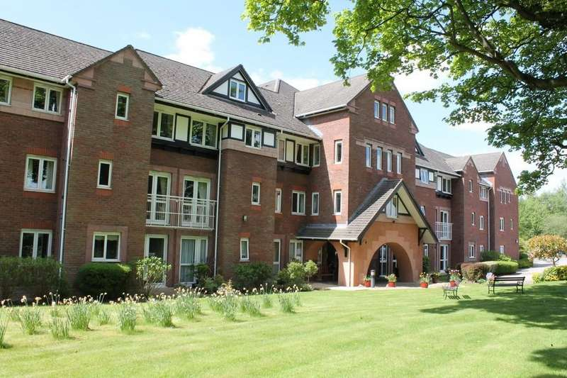 2 Bedrooms Apartment Flat for sale in Macclesfield Road, Wilmslow