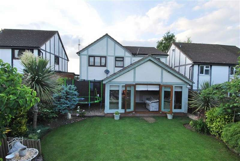 4 Bedrooms Detached House for sale in 4, Mappenors Lane, Leominster, HR6