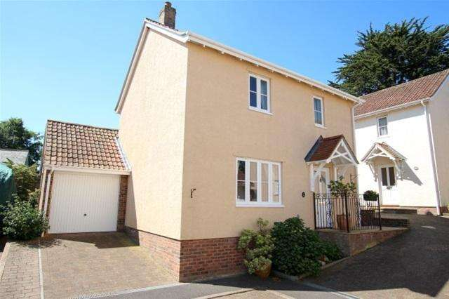 3 Bedrooms Detached House for sale in Lonlay Mews, Stogursey, Bridgwater