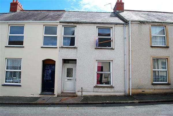 3 Bedrooms Terraced House for sale in 31 Wellington Street