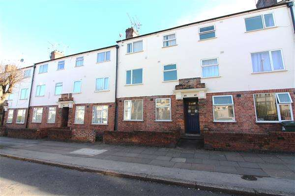 2 Bedrooms Apartment Flat for sale in Albany Road, Earlsdon, Coventry