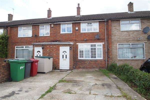 2 Bedrooms Terraced House for sale in Perryman Way, Slough