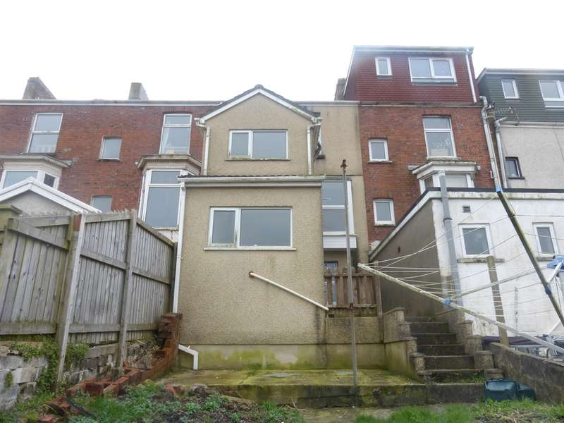 4 Bedrooms Terraced House for sale in Waterloo Place, Brynmill, Swansea