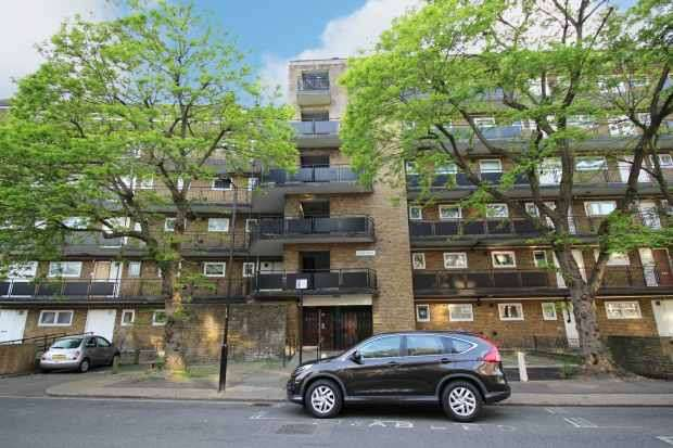 1 Bedroom Flat for sale in Pallant House, Borough, Greater London, SE1 4YD