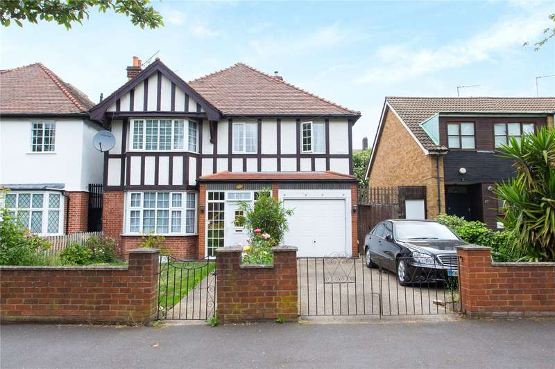 4 Bedrooms Detached House for sale in Atkins Road, London, SW12