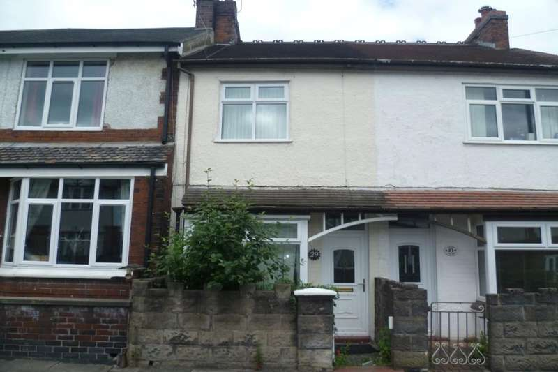 2 Bedrooms Property for sale in St. Chads Road, Tunstall, Stoke-On-Trent, ST6