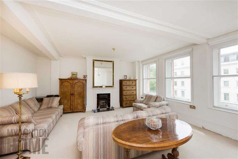 2 Bedrooms Property for sale in St Georges Mansions, Pimlico, London, SW1P